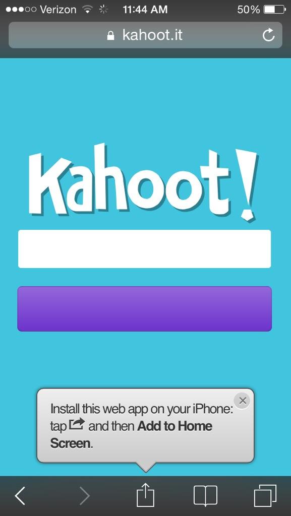 If You Like Socrative, You'll LOVE Kahoot | Burlington High School