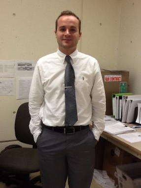 Kyle Blanchette-BHS Math Department