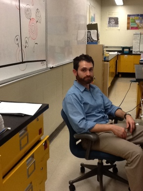 Michael Ress, BHS Science Department