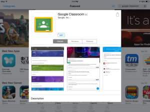 Click the image above to access the Classroom App