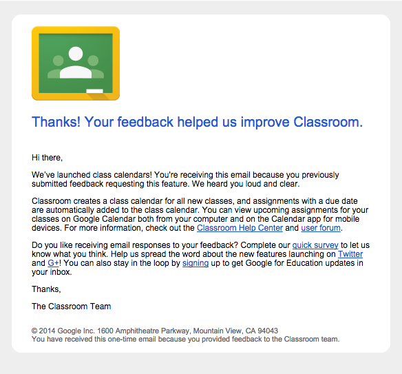 Now You Can Share & Embed Your Google Classroom Calendars with